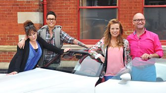 Celebrity Antiques Road Trip - Series 5: 6. Gok Wan And Harriet Thorpe