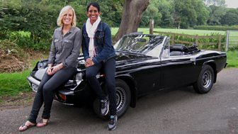 Celebrity Antiques Road Trip - Series 5: 8. Naga Munchetty And Steph Mcgovern