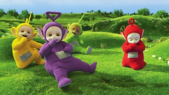 Teletubbies - Series 1: 15. Roundy Round