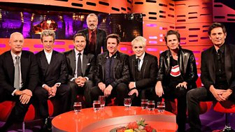 The Graham Norton Show - Series 18: Episode 8