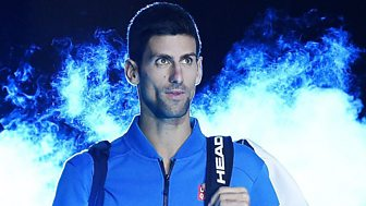 Tennis: World Tour Finals - 2015: Day 7: Djokovic V Nadal