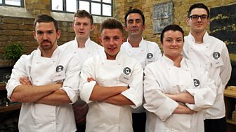 Masterchef: The Professionals - Series 8: Episode 7