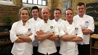 Masterchef: The Professionals - Series 8: Episode 8