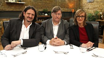 Masterchef: The Professionals - Series 8: Episode 9