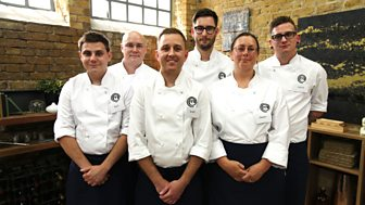 Masterchef: The Professionals - Series 8: Episode 10