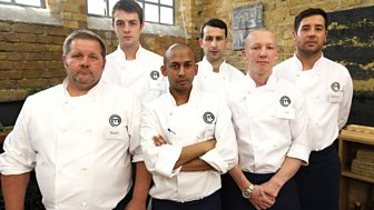 Masterchef: The Professionals - Series 8: Episode 11