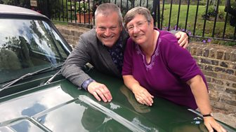 Celebrity Antiques Road Trip - Series 5: 10. Christine Walkden And Matthew Biggs