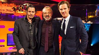 The Graham Norton Show - Series 18: Episode 9