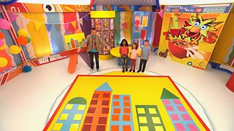 Mister Maker's Arty Party - Episode 5