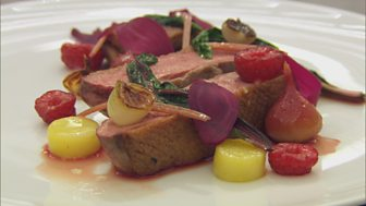 Masterchef: The Professionals - Series 8: Episode 13