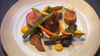 Masterchef: The Professionals - Series 8: Episode 17
