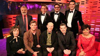 The Graham Norton Show - Series 18: Episode 10