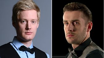 Uk Snooker Championship - 2015: Semi-final: Neil Robertson V Mark Selby
