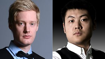 Uk Snooker Championship - 2015: Final - Part 1