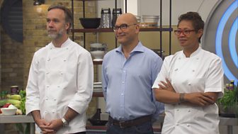 Masterchef: The Professionals - Series 8: Episode 20