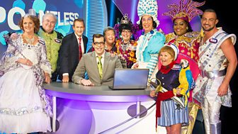 Pointless Celebrities - Series 8: 14. Christmas Special