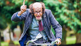 Professor Branestawm - Harry Hill In Professor Branestawm Returns