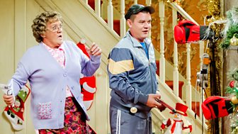 Mrs Brown's Boys - Christmas Specials 2015: 1. Mammy's Christmas Punch