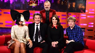 The Graham Norton Show - Series 18: Episode 11
