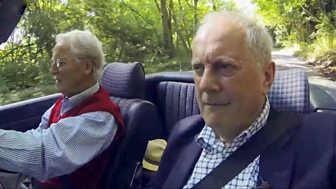 Celebrity Antiques Road Trip - Series 5: 3. Nicholas Parsons And Gyles Brandreth