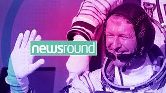Newsround - Tim Peake Special Bulletin