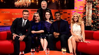 The Graham Norton Show - Series 18: Episode 12