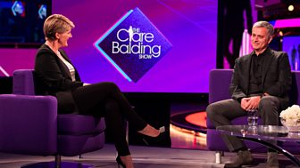 The Clare Balding Show - Series 2: Episode 1