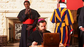 Father Brown - Series 4: 5. The Daughter Of Autolycus