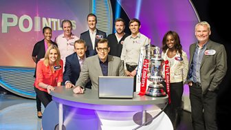 Pointless Celebrities - Series 9: 1. Fa Cup
