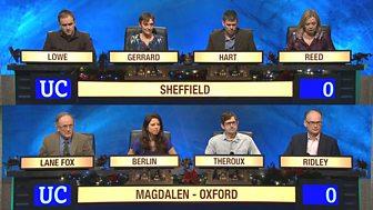 University Challenge - Christmas 2015: 10. The Grand Final