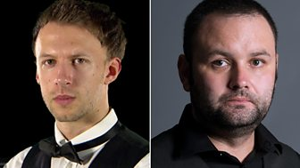 Masters Snooker - 2016: 2. First Round: Trump V Maguire