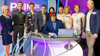 Pointless Celebrities - Series 8: 15. Health And Fitness