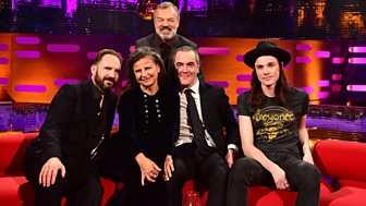 The Graham Norton Show - Series 18: Episode 13