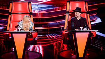 The Voice Uk - Series 5: 1. Blind Auditions 1