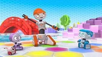 Spot Bots - 1. Dancing Bots