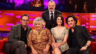 The Graham Norton Show - Series 18: Episode 14