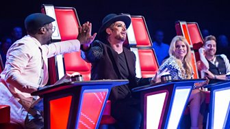 The Voice Uk - Series 5: 3. Blind Auditions 3