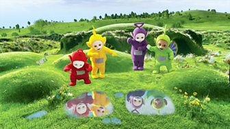 Teletubbies - Series 1: 21. Reflections