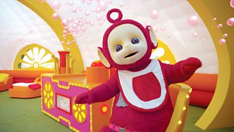 Teletubbies - Series 1: 23. Train Ride