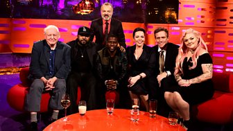 The Graham Norton Show - Series 18: Episode 15