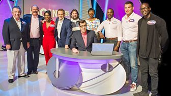 Pointless Celebrities - Series 8: 17. Sport