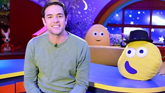 Cbeebies Bedtime Stories - 526. Aaron Mccusker - Dexter Bexley And The Big Blue Beastie