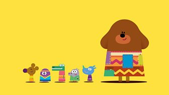 Hey Duggee - 49. The Sewing Badge