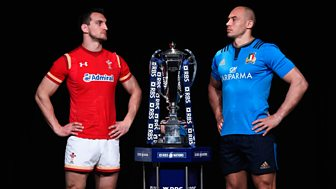 Six Nations Rugby - 2016: Wales V Italy