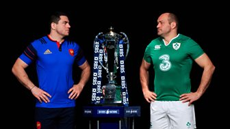 Six Nations Rugby - 2016: France V Ireland