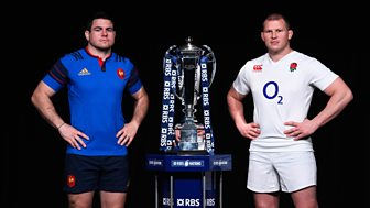 Six Nations Rugby - 2016: France V England