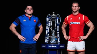 Six Nations Rugby - 2016: Wales V France