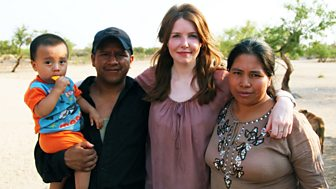Stacey Dooley In The Usa - Series 1: 3. Border Wars