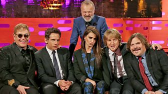 The Graham Norton Show - Series 18: Episode 17