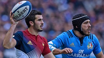 Six Nations Rugby - 2016: France V Italy